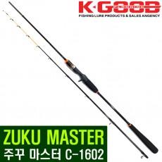 ZUKU MASTER C-1602 / 주꾸 마스터 C-1602